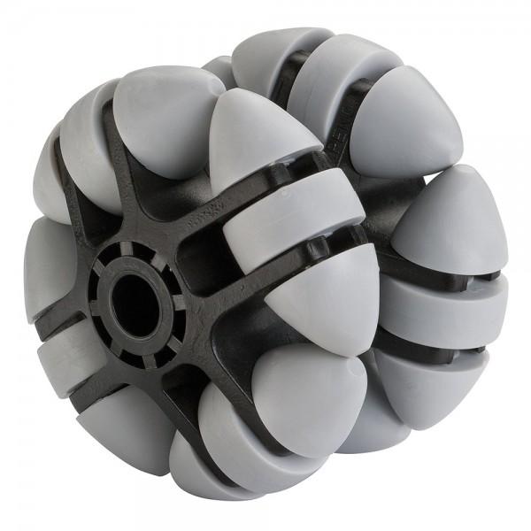 Allseitenrolle Kunststoff A59 BS Rollen