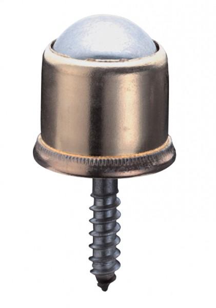 Kugelrolle E35 Gehäuse Stahl verzinkt Kugel Stahl verzinkt BS Rollen